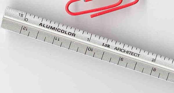 l2r architect scales